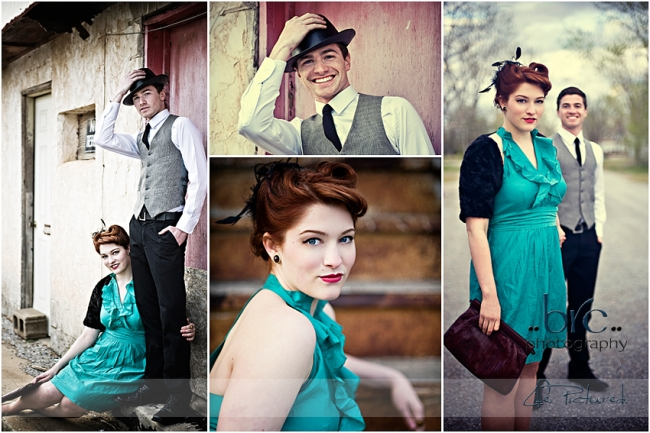 1940s Fashion Shootout
